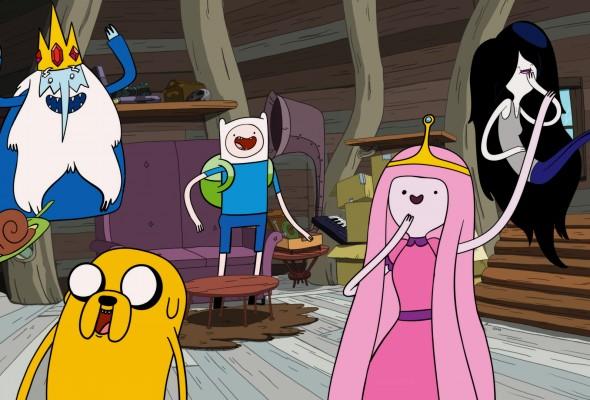 "McDonald's: ""Adventure Time"" 2016"